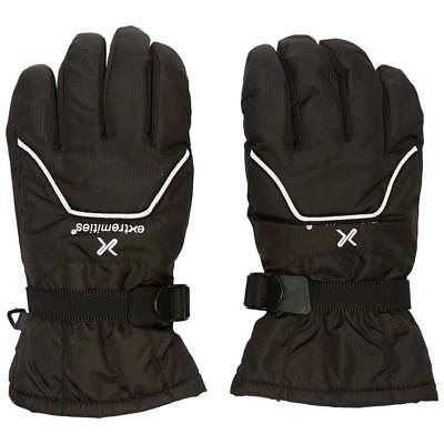 Extremities Winter Gloves Outdoor Clothing Accessories Black