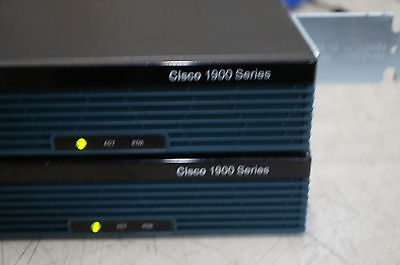 Cisco 1921 2-Port Gigabit Wireless Router Cisco1921/K9 1921/K9