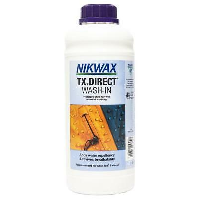 NIKWAX TX. Direct® Wash-In 1L Multi One Size