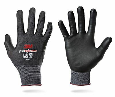 2 pairs 3M Pro Grip 1000 Work Gloves Builders Mechanic Construction Safety Glove