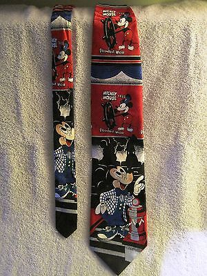 Beautiful - Disney - Mickey Mouse- 1928 Steamboat Willie - Necktie - Great Gift