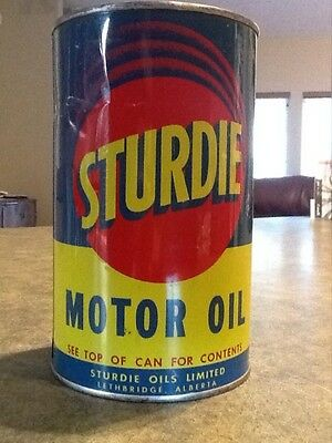 Sturdie Collectible Oil Can