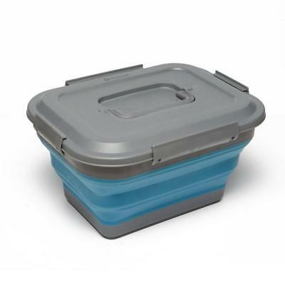 OUTWELL Collapsable Storage Box Blue One Size