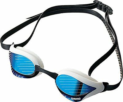 Arena FINA approval cushion mirror goggles AGL-240M (BUSW) / COBRA CORE JAPAN