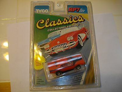 Tyco Red Dodge Charger *afx Tomy*lifelike*aw* Slot Car