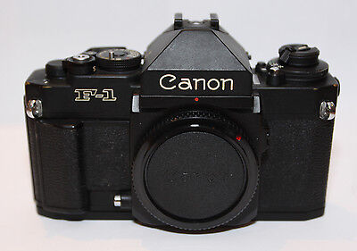 Canon F-1n Body In Near mint condition