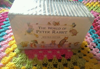 Beatrix Potter The Complete collection of original tales 1-23 Unopened