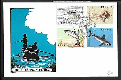 1982                IRISH FLORA ANDS FAUNA (FISH)      Maximum Card  Hibernian