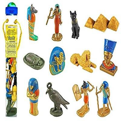 Safari Ltd 699304 Ancient Egypt Toob Toy Play Hand Painted Perfect Safari New