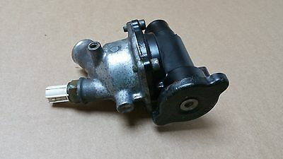 Kawasaki VN900 2011 4,847 miles Thermostat coolant filler housing