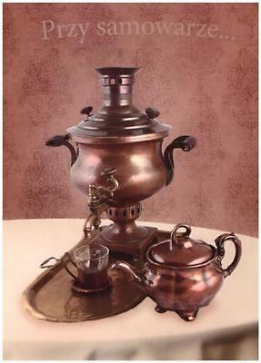 Antique Russian Imperial Poland samovar book guide
