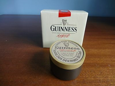 """Guinness """"HERITAGE GAELIC LABEL LIDDED BOX"""" #G0109 by Enesco NEW WITH BOX"""