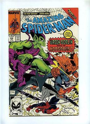 Amazing Spider-Man 312 313 314 315 317 - Marvel 1989 - VG/FN to VFN 5 Comics
