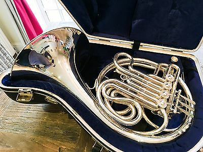 French Horn - Full Double, Besson, made by Joseph Lidl