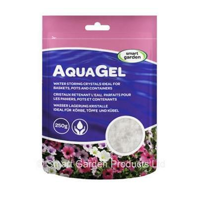 Smart Garden Aqua Gel For Baskets Pots And Containers Water Storing Crystals