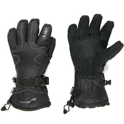 """Trekmates Womens Mountainxt Dry""""¢ Snow Gloves Outdoor Clothing Black"""