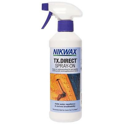 NIKWAX TX Direct Spray On Waterproofer - 500ml Multi One Size