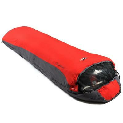 Vango Planet 100 Sleeping Bag Red One Size