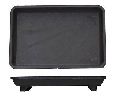 10 Inch Plastic Bonsai Drip or Humidity Tray - Multi Buy Saving Option on Trays