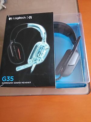 Auriculares Gaming Logitech G35. Dolby Surround 7.1. Oportunidad !
