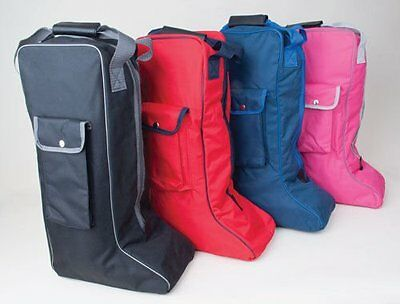 Rhinegold Boot Bag available in Pink or Navy, Perfect Gift!!!