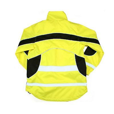 Equisafety Aspey Adults Unisex Lightweight Fluorescent Jacket