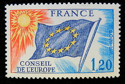 timbre France  service conseil Europe n° 48