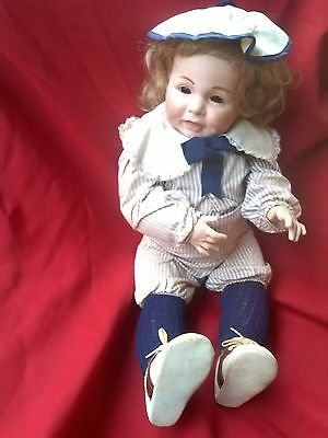 Tommy Boy Doll jointed