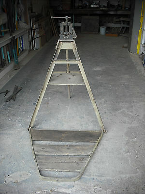 Plumbers Pipe stand and engine stand.