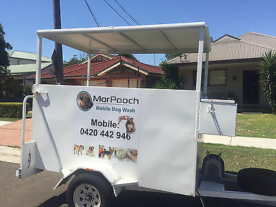 Business for Sale - Mobile Hydro Dog Wash and Grooming
