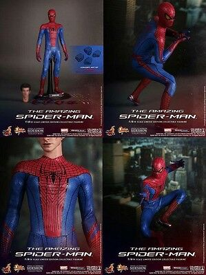 """Hot Toys AMAZING SPIDER-MAN - 1/6 Action Figure 12"""" - Hot Toys MMS 179"""