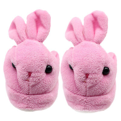 "Doll Clothes Bunny Slippers Shoes Fit 18"" Doll  Clothes Accessory"