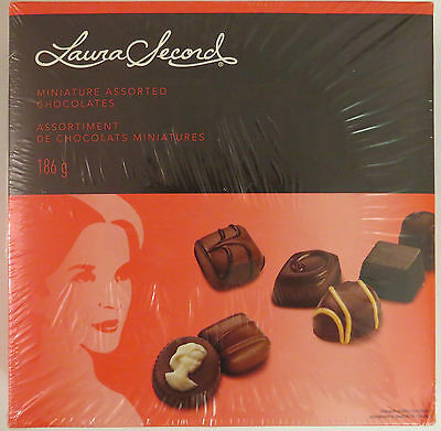 Laura Secord Miniature Assorted Chocolates (186g Box) Fresh From Canada