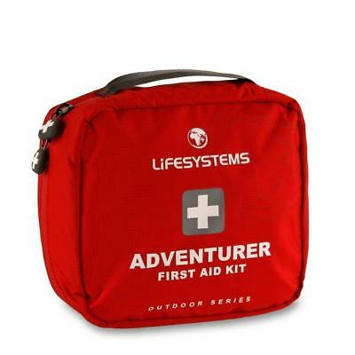 LIFESYSTEMS Adventurer First Aid Kit Red One Size