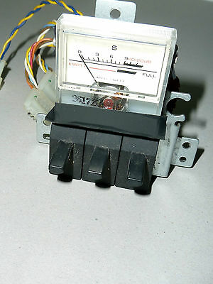 Panasonic Dr48 Rf4800 Tuning/battery Meter Fm Afc+Am Mode+Anl Switches &  Part