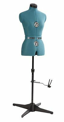 BEST Adjustable Sewing Stand Dress Form Female Mannequin Torso Bust Waist Small