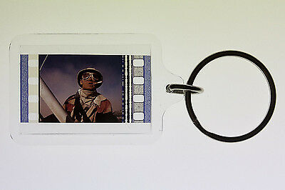 Fear and Loathing in Las Vegas - 35mm Film Cell Key Ring, Keyfob Gift