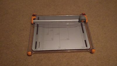 Fiskars A4,A5,A6 and A7 craft paper guillotine