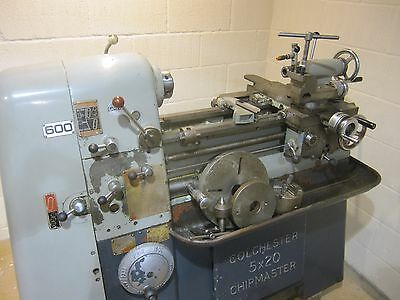 Colchester Chipmaster 1980's ex-collage. Fully working BREAKING FOR SPARES!!!!