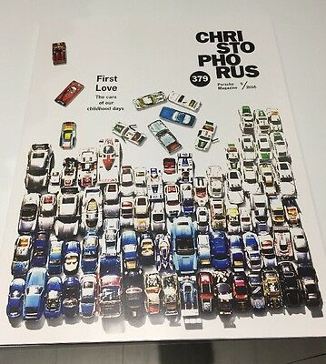 CHRISTOPHORUS Porsche Magazine No. 379