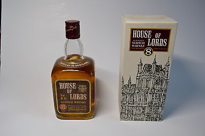 Rare Blended Whisky - House of Lords 8Y - 1970's