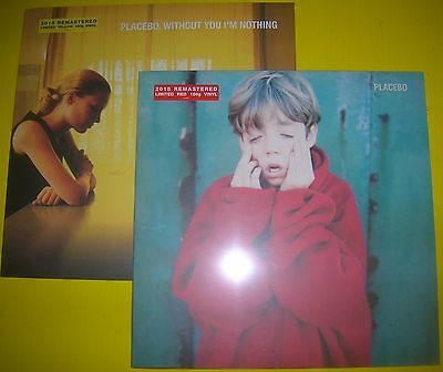 Placebo - PLACEBO (red RSD) + WITHOUT YOU I'M NOTHING (yellow) 2x vinyl LP set
