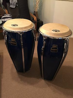 "Meinl Live Sound Series Floatune Congas 12"" & 11"""