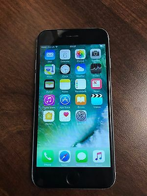 Apple iPhone 6 16GB Rose Gold (With Vodafone)