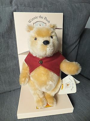 Steiff Classic Winnie the Pooh  Limited Edition 1999  EAN