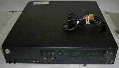GE SymDec 16 Plus 4 Hybrid DVR Recorder w/500GB HDD Factory Reset & Power Cable