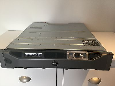 Dell PowerVault MD1220 Storage Array 24 BAY Direct Attached Storage