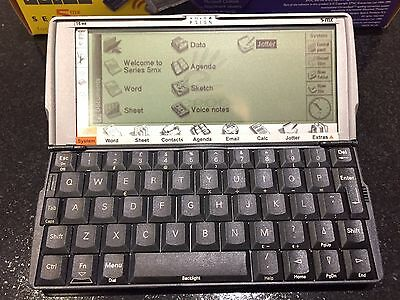 Psion 5MX 16MB PDA Boxed and complete, new flexi installed