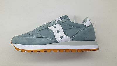 SAUCONY JAZZ ORIGINAL GreenWhite Men's Running Shoes S2044