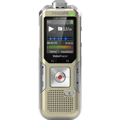 Philips Voice Tracer Audio Recorder (DVT8010) DVT8010/00